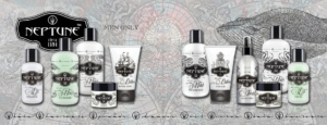 Neptune Hair Care now sold at Appearances For Men Salon